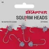 Korum Snapper Squirm Heads_
