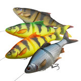 Savage Gear 4D line Thru Roach Slow Sink 18 centimeter_