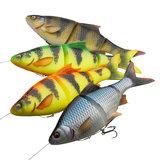Savage Gear 4D line Thru Roach Moderate Sink 18 centimeter_