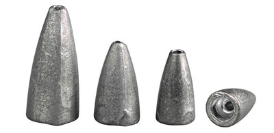 SPRO Lead Bullet Sinkers
