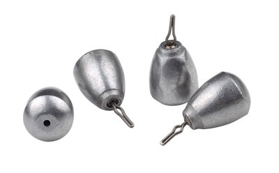 SPRO Stainless Steel Tear Dropshot Sinkers