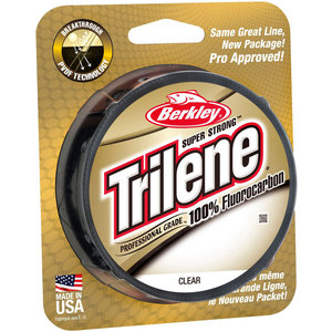 Berkley Trilene 100% Fluorocarbon 150 meter