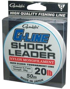 Gamakatsu G-Line Shock Leader 50 meter